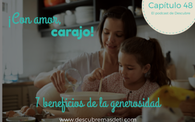 7 beneficios de la generosidad